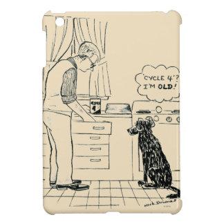 Dog Getting Older iPad Mini Covers