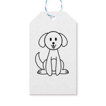jasmineflynn Dog Gift Tags