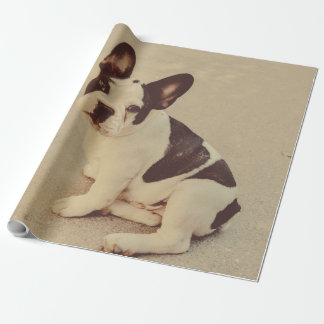 Dog Gift Wrap Paper