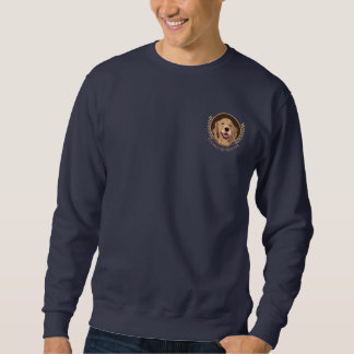 Dog Golden Retriever Sweatshirt