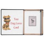 Dog Gone Cool Doggy iPad Case