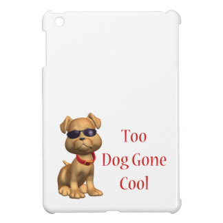 Dog Gone Cool Doggy iPad Mini Cases