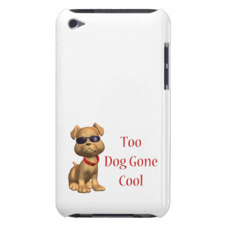 Dog Gone Cool Doggy iPod Touch Cases