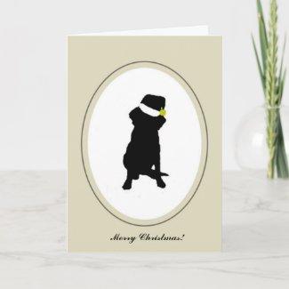 Dog-gonit card