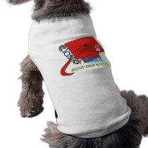 Dog Graduation Dog Shirts