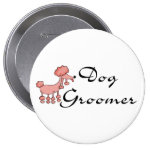 Dog Groomer Pin