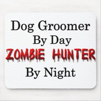 Dog Groomer/Zombie Hunter Mouse Pad