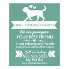 Dog Grooming Flyer - Personalizable