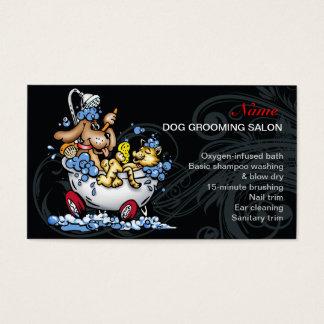 Dog grooming Salon Business Card