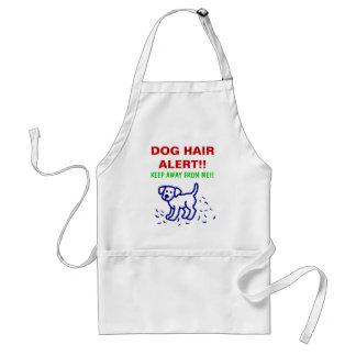 DOG HAIR ALERT -- Labrador Adult Apron