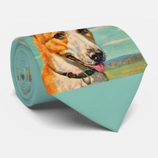 dog handsome dog neck tie