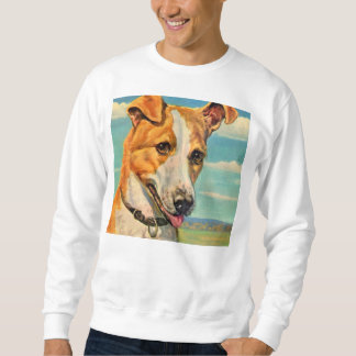 dog handsome dog sweatshirt