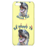 Dog Happy Gnome You Case For iPhone 5C