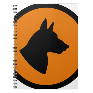 Dog Hazard Notebook