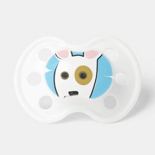 Dog Head Baby Pacifier