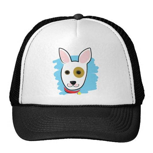 Dog Head Trucker Hats