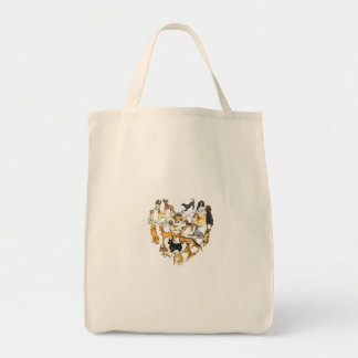 Dog Heart Bag