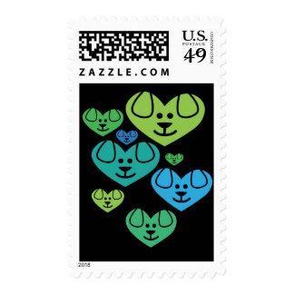 Dog Heart Family Fresh 2 Stamp