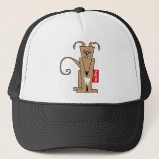 Dog - Hug Me Trucker Hat