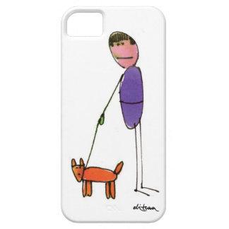 Dog + Ignazius iPhone SE/5/5s Case
