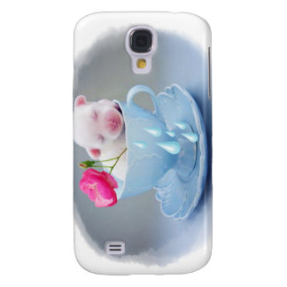 dog in a cup samsung galaxy s4 covers