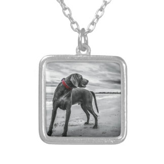 Dog in the Nature Pendant