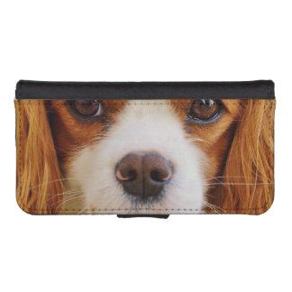 dog iPhone SE/5/5s wallet