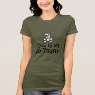 Dog is my Co-Pirate T-Shirt