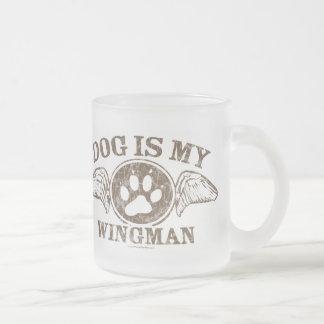 Dog is My Wingman by Mudge Studios Mug