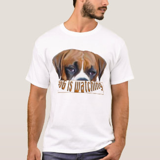 doG Is Watching Boxer T-Shirt