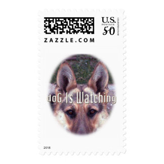doG is Watching Postage