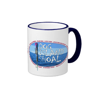 Dog Island Shoal Coffee Mug