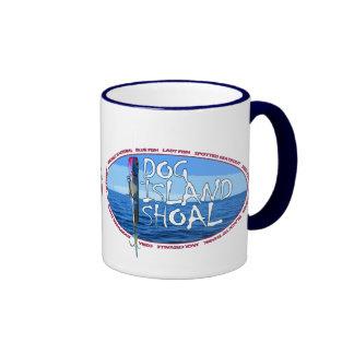 Dog Island Shoal Ringer Mug