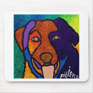 Dog It by Piliero Mouse Pad