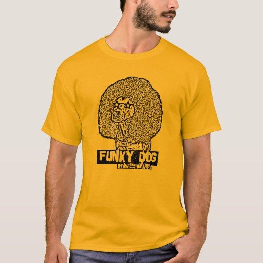 Dog jazz funk T-Shirt