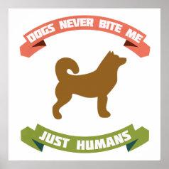 Dog Joke Print