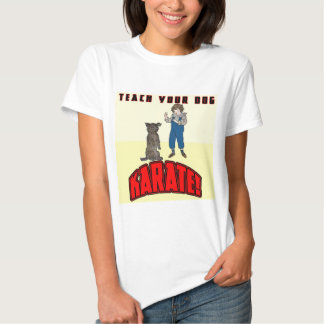 Dog Karate 1 T-Shirt