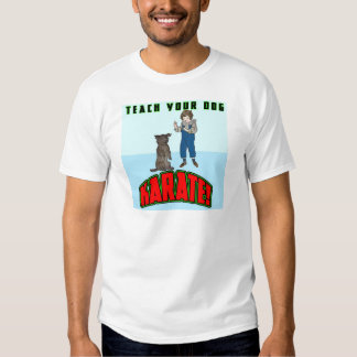 Dog Karate 2 T-Shirt