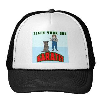 Dog Karate 2 Trucker Hat