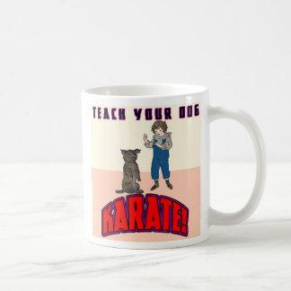 Dog Karate 3 Mugs