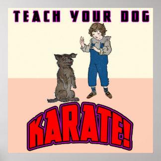 Dog Karate 3 Poster