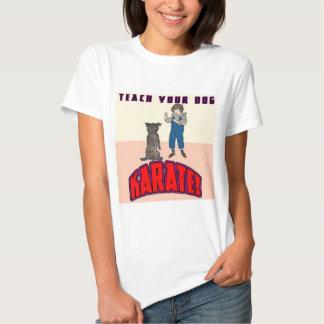 Dog Karate 3 T-Shirt