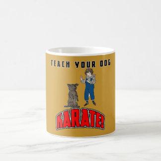 Dog Karate 4 Coffee Mug