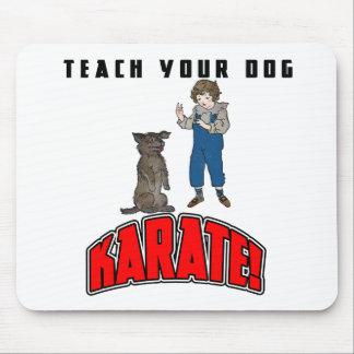 Dog Karate 4 Mousepad