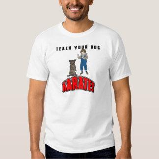 Dog Karate 4 T-Shirt