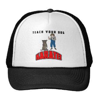 Dog Karate 4 Trucker Hat