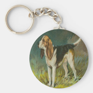 Dog Keychain With Your Favourite Beagle