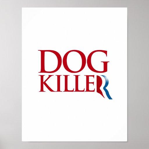 Dog Killer.png Posters