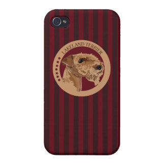 Dog lakeland terrier covers for iPhone 4
