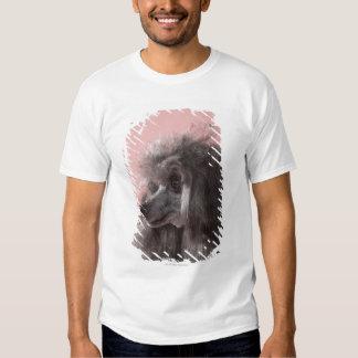 Dog looking away shirt